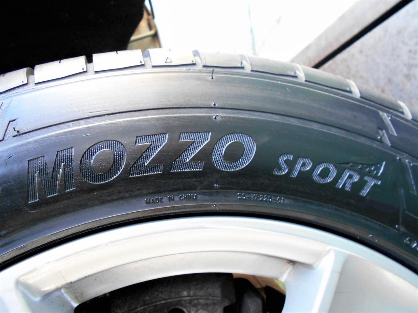 1x Sommerreifen 255//55R18 Duraturn Mozzo Sport 109W XL